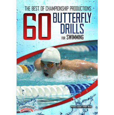 60 Butterfly drills