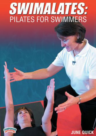 CHAMPION DVD - PILATES FOR SWIMMERS
