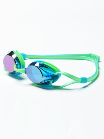 Axion Prismatic Green/Aqua, Mirror