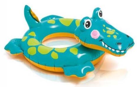 Simring Krokodil - 3 till 6 år