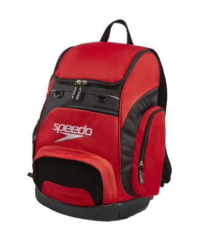 Teamster Rucksack Röd