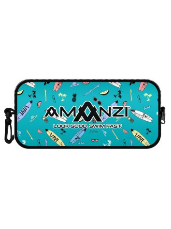 Amanzi - Neoprene Case - Surfs Up