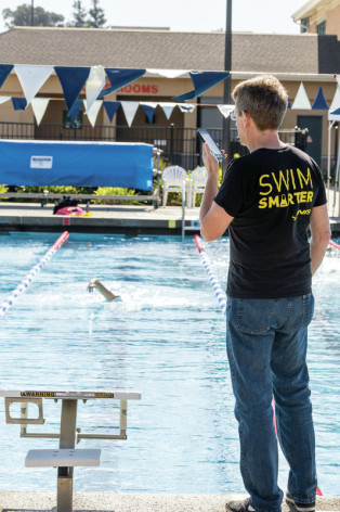 Swim Coach Communicator