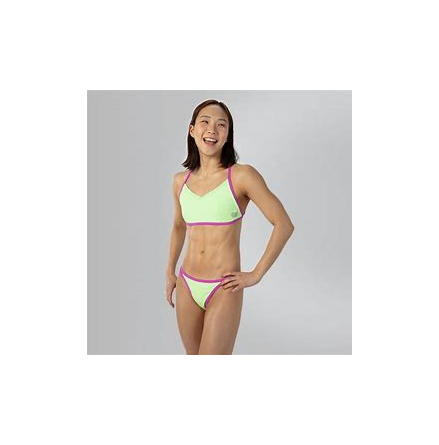 Speedo Bikini - Neon Freestyler - Bright Zest/Neon Orchid