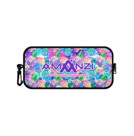 Amanzi - Neoprene Case - Fineapples