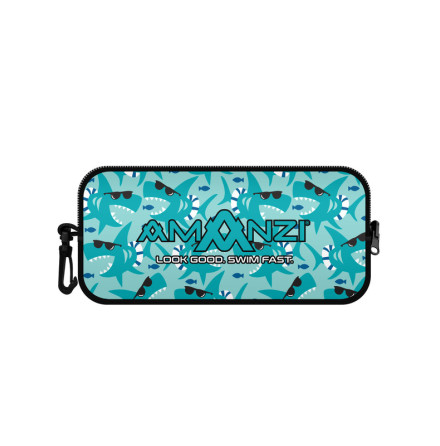 Amanzi Neoprene case - Looking Shark