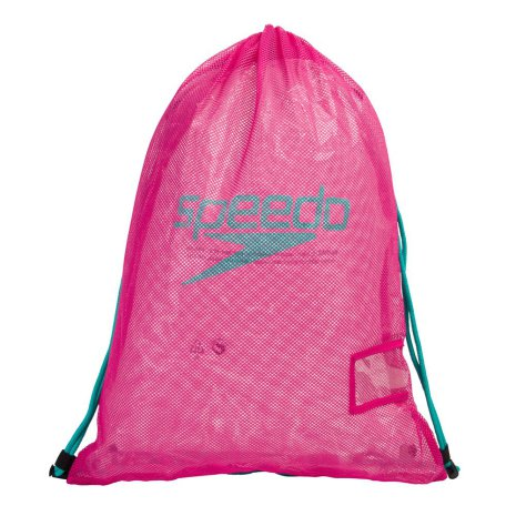 Equipment Mesh Bag pink