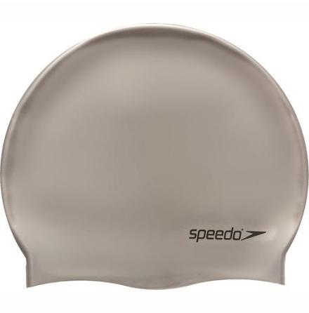 Speedo Silikon badmössa Crome