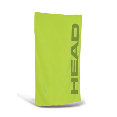 Head Micro Sporthandduk Neongrön