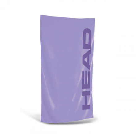 Head Micro Handduk Lila