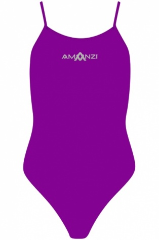 Amanzi womens Fandango Tie back one piece