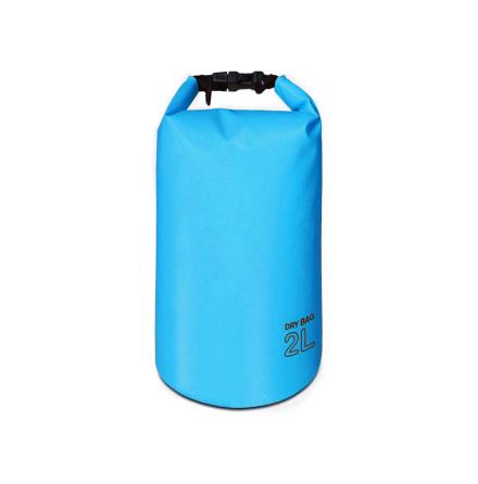 Dry Bag Blå  2 liter